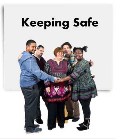Keeping Safe Resources from our Self-Advocates