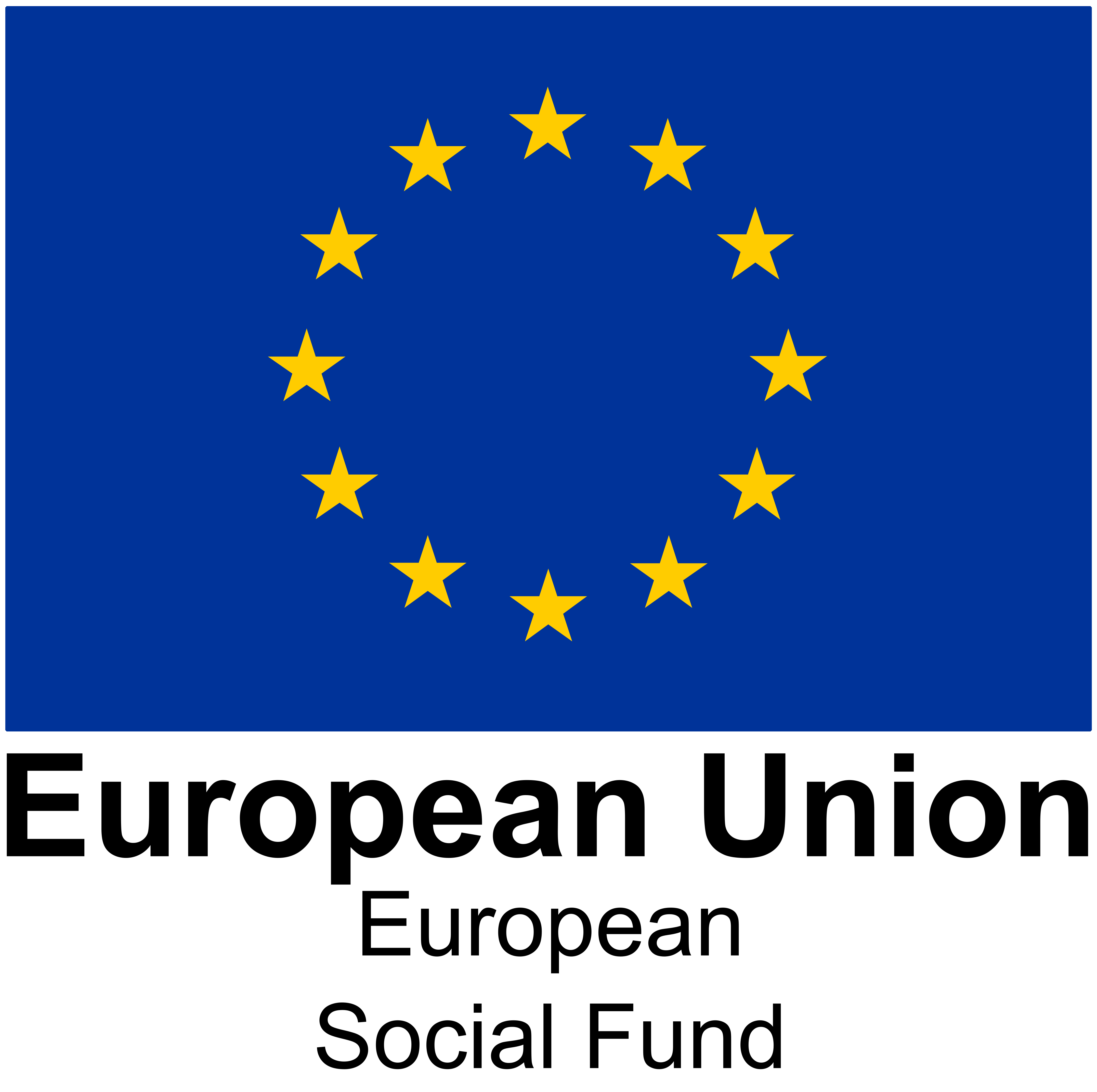 Support from the European Social Fund
