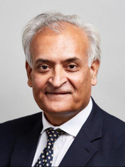 Harish Jani, Trustee at KeyRing