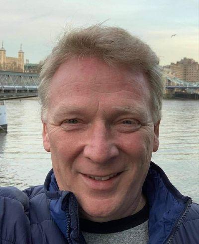 Nick Grinham, Trustee at KeyRing